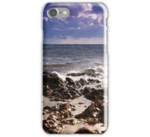 Seascape. Ebb. iPhone Case/Skin