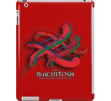 MacIntosh Tartan Twist iPad Case/Skin