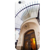 |||  glass canopy ||| gran via ||| madrid iPhone Case/Skin