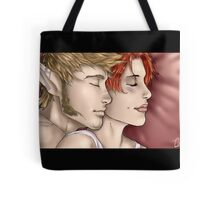 The One That Lies Close to Me Tote Bag