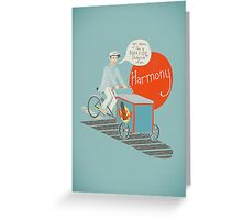 Captain Scrummy Greeting Card