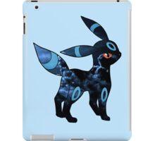 Umbreon (no background) iPad Case/Skin