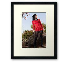 Trek XI Framed Print