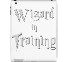 Wizard in Training iPad Case/Skin