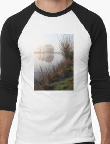 On Golden Pond Men's Baseball ¾ T-Shirt