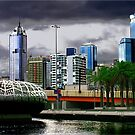 Melbourne, Full of colour by Andrew Wilson