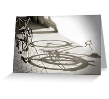 Shadow Unlocked Greeting Card
