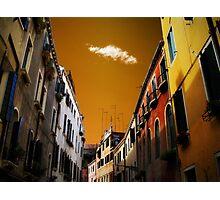 Ciel'oro di Venezia  Photographic Print