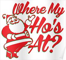 Where My Ho's At? Poster