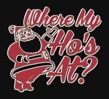 Where My Ho's At? Kids Clothes