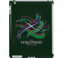 Fergusson Tartan Twist iPad Case/Skin
