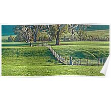 Rolling Fences Poster