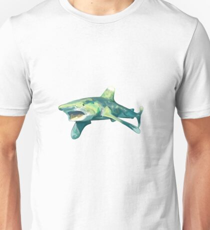 Oceanic Whitetip Shark Unisex T-Shirt