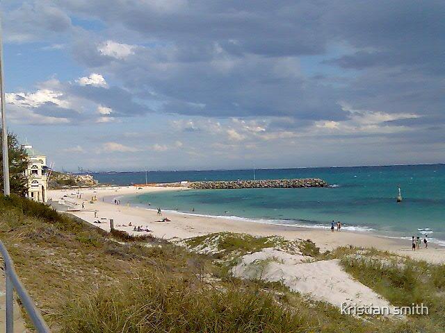 The Beach by kristian smith