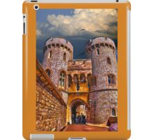 Norman Gate iPad Case/Skin