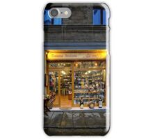 Tuscany Wine shop iPhone Case/Skin