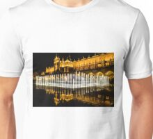 Night-time reflections Unisex T-Shirt