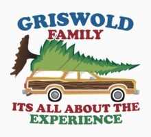 Griswold Family Christmas Its All About the Experience by HolidaySwaggC