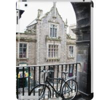 Edinburgh arch iPad Case/Skin