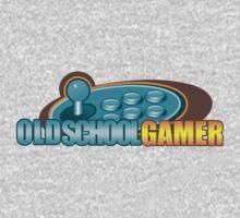 Old school gamer by Boogiemonst
