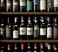 Wineshop in Tuscany by SpikeFlutie