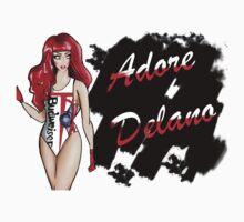 Adore Delano by fraxll