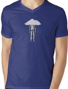 hanging from cloud Mens V-Neck T-Shirt