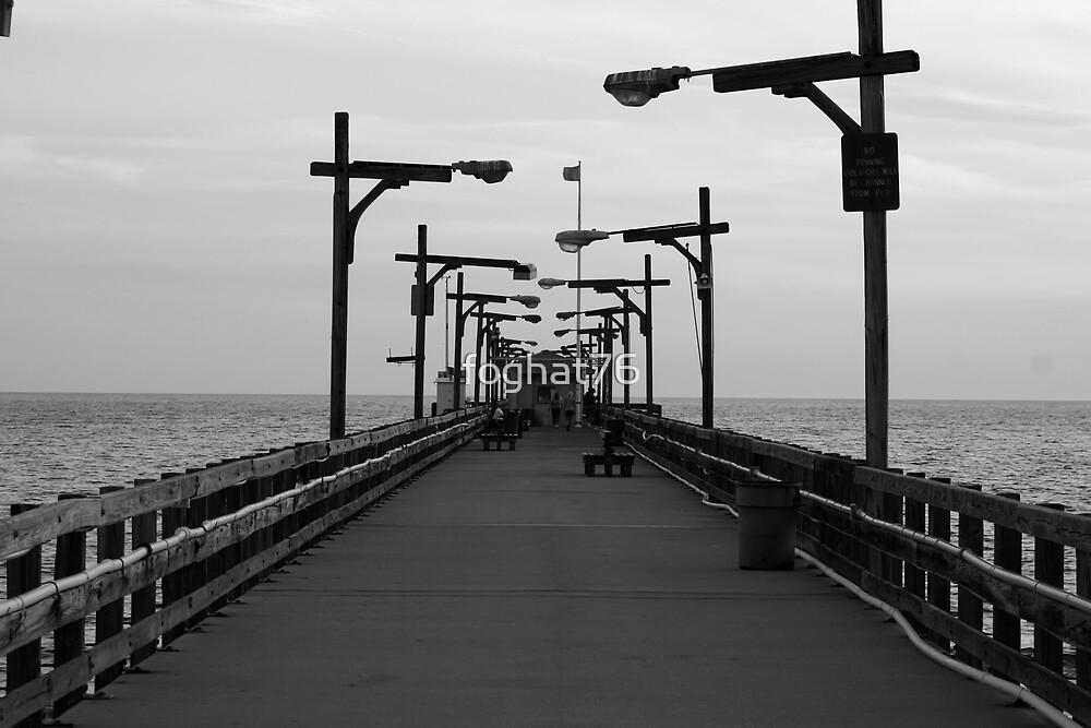 ocean pier by foghat76