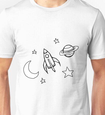 Blast Off Unisex T-Shirt