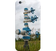 Wellhead. iPhone Case/Skin