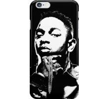 Kendrick Lamar tribute iPhone Case/Skin