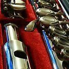 Flute by Giselle Nguyen