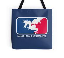 Wyrmslayer  Tote Bag
