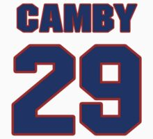 Basketball player Marcus Camby jersey 29 by imsport