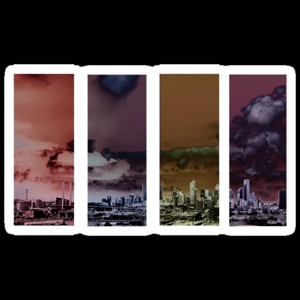 Industrial City by silveraya