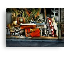 Love Thy Neighbour Canvas Print