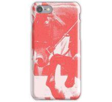 Hunter Horse Jumping iPhone Case/Skin