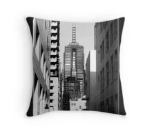 Bulding Blocks Throw Pillow