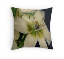 Pineapple Bloom Throw Pillow