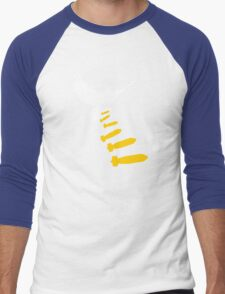 Vector bomb Men's Baseball ¾ T-Shirt