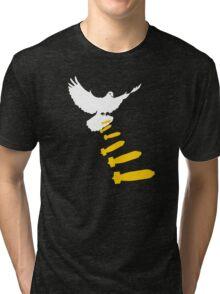 Vector bomb Tri-blend T-Shirt
