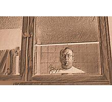 Prisoner in the Mirror Photographic Print