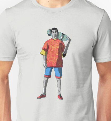 Poupée de bitume Unisex T-Shirt
