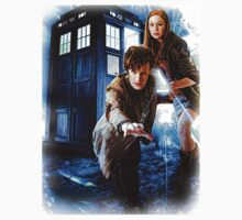 Action figures of Doctor Hoodie / T-Shirt by DarrellHo