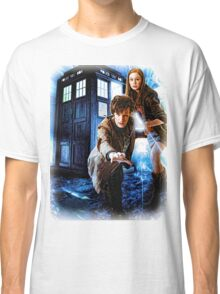 Action figures of Doctor Hoodie / T-Shirt Classic T-Shirt