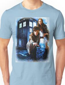 Action figures of Doctor Hoodie / T-Shirt Unisex T-Shirt