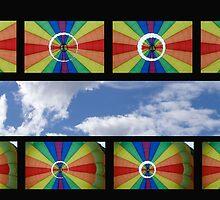 Windward Balloon Adventures by Wendy  Slee