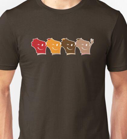 Wis-Kidship  Unisex T-Shirt