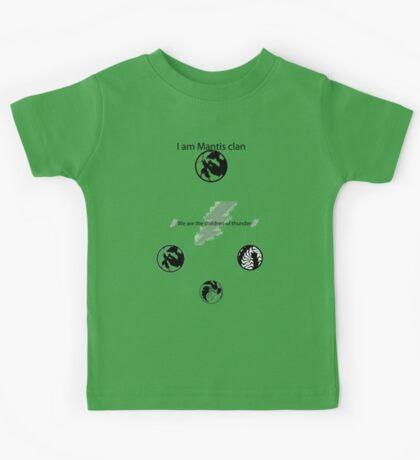 L5R Mantis Clan Kids Tee