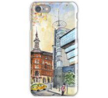Budapest Ancient And Modern iPhone Case/Skin